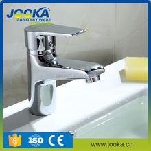 chrome polished basin mixer faucets/ brass body basin tap for washing room