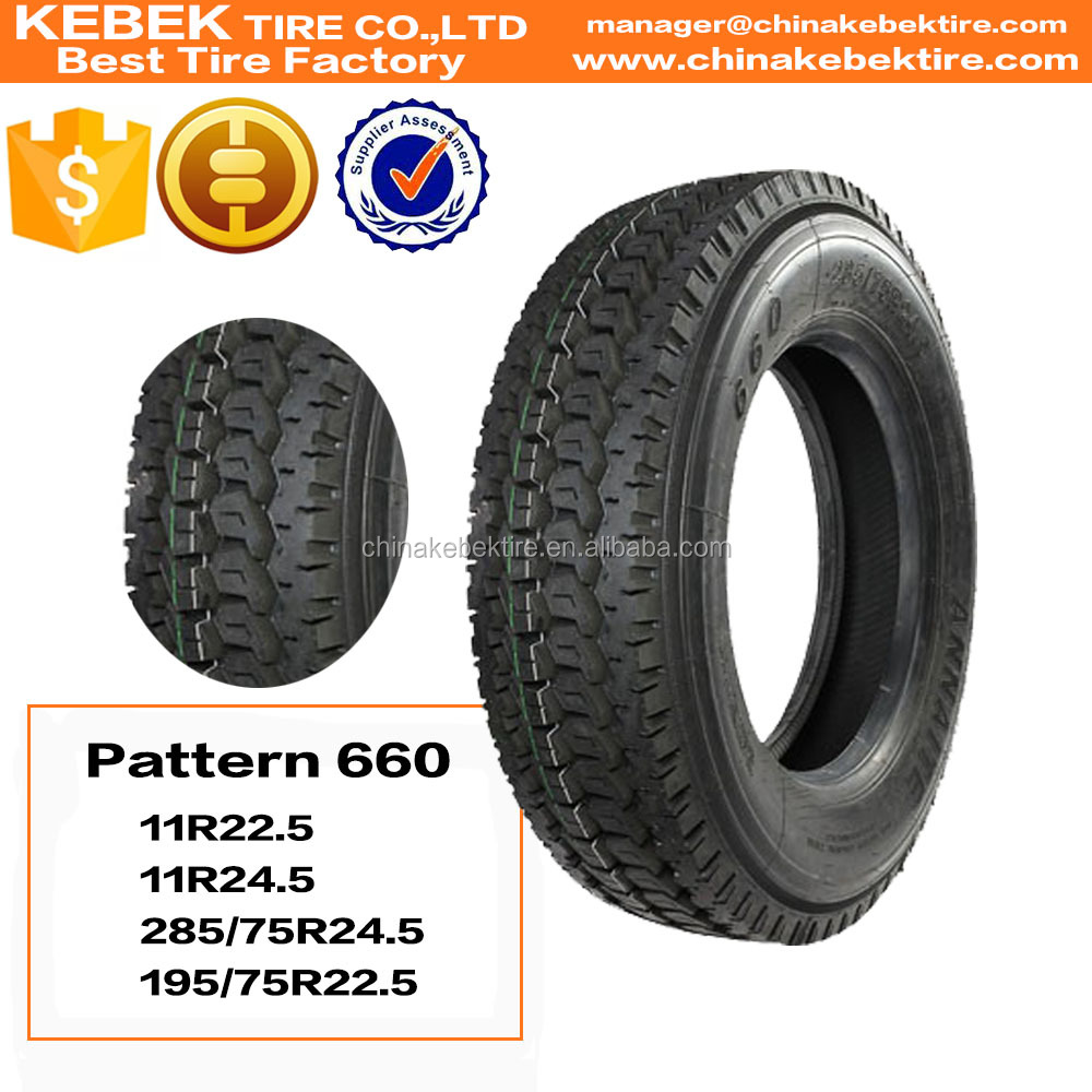 High Quality 11r22 5 Truck Tire For Sale
