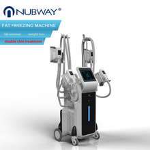 Professional cellulite removal frozen equipment cryolipolysis fat freeze slimming machine for spa use