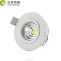 95Ra Anti-glare COB LED Downlight GYRO 9w dim warm 2000k-3000k downlight IP44
