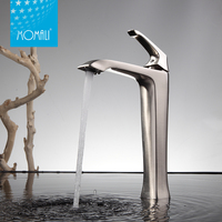 Shopping Website Ornate Basin Faucet, Deck Mounted Brass Faucets Bathroom