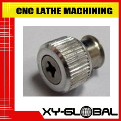 chinese Factory sell precise cnc lathe machining wheel bolts