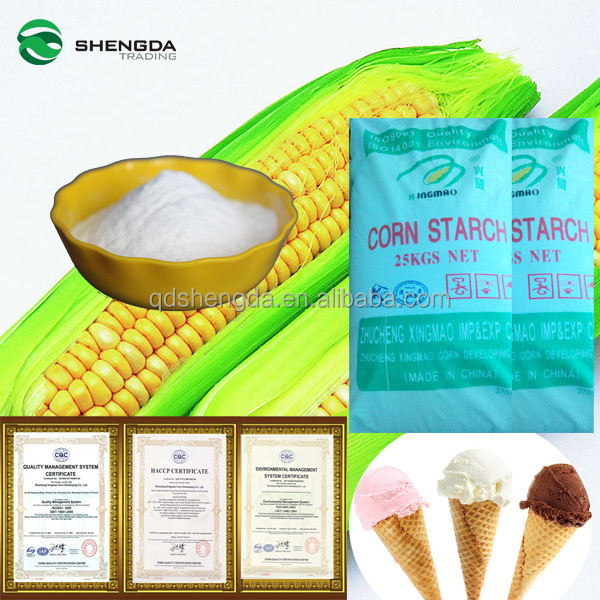 NON-GMO food grade best price good quality waxy maize/corn starch
