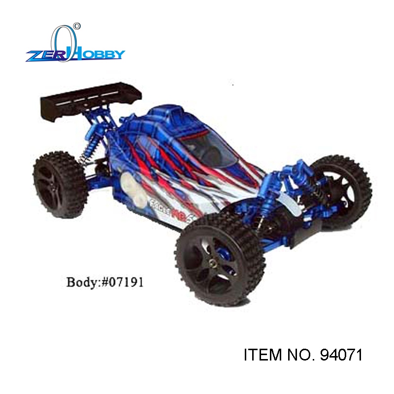 HSP RC HOBBY CAR TOYS 1/5 SCALE GAS POWERED REMOTE CONTROL BUGGY CAR 30CC ENGINE HIGH SPEED 94071