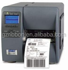 Industrail DATAMAX M-4210 Barcode Printer with Datamax brand in label barcode printing