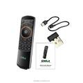 RKM MK705 Sensor Remote,Fly air mouse+wireless mouse + remote control