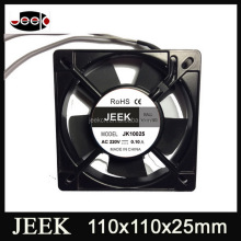 High speed 120mm 12v/24v dc motorcycle cooling fan 120x120x25 dc axial flow fan