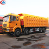 Factory direct sale shacman 8x4 30ton dump truck price