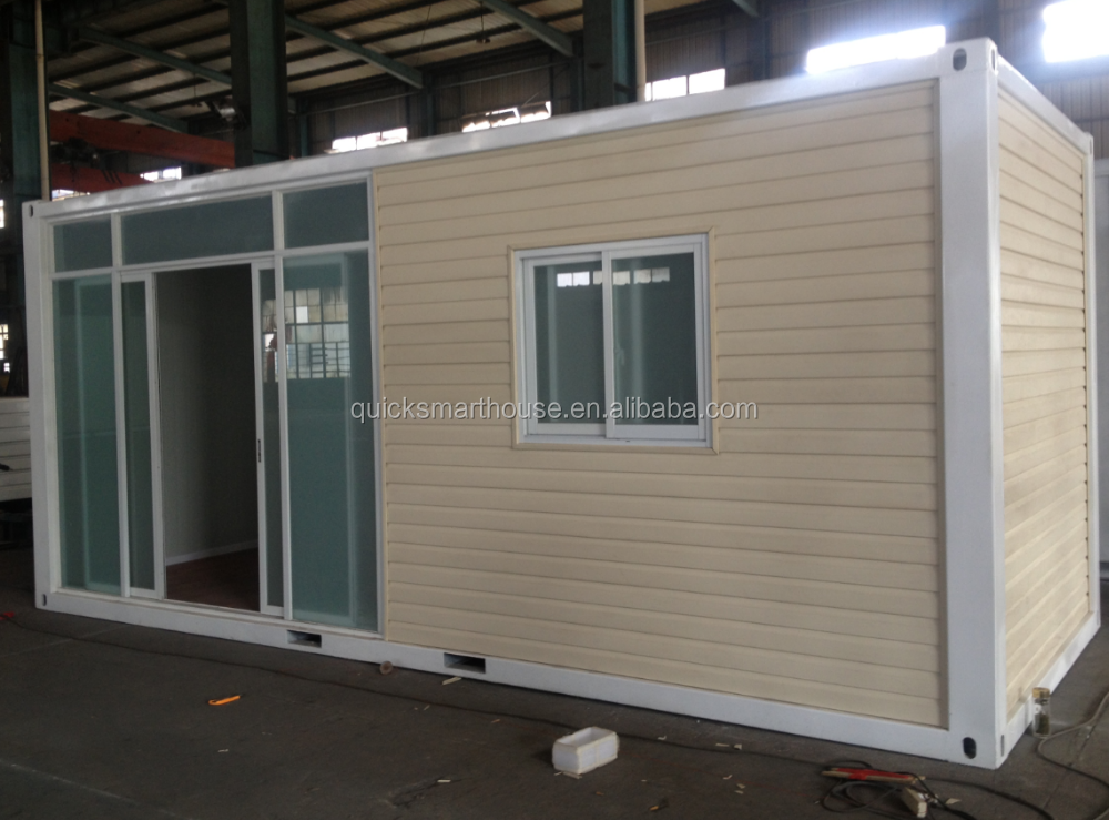 Container house for mobile shop