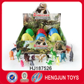 promotion plastic toys colorful dinosaur egg from shantou factory