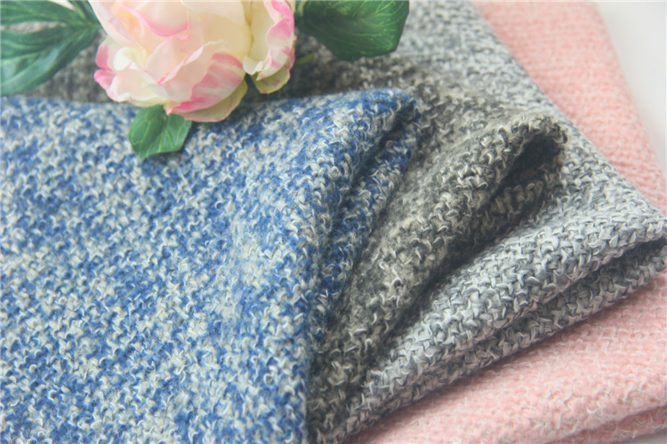 Shaoxing Zhengfang 30%W/70%P Plain Wool Ployester Fabric For Suit Garment