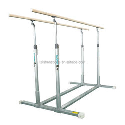 Gymnastics Parallel Bars for sale, training type, sports equipment