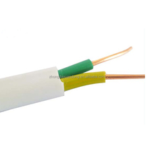 PVC Insulation Material and electric wire Application electrical house wiring materials