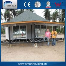 Professional fabricated kit homes
