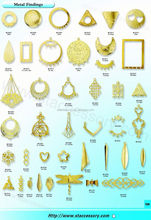 wholesale nickel free lead free metal alloy jewelry findings