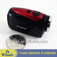 Mini Motorcycle Camera Waterproof Wide Angle Lens Head Camera