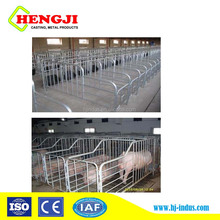 Farrowing gestation crate/stall/pen/cages equipment for Pig raising equipment