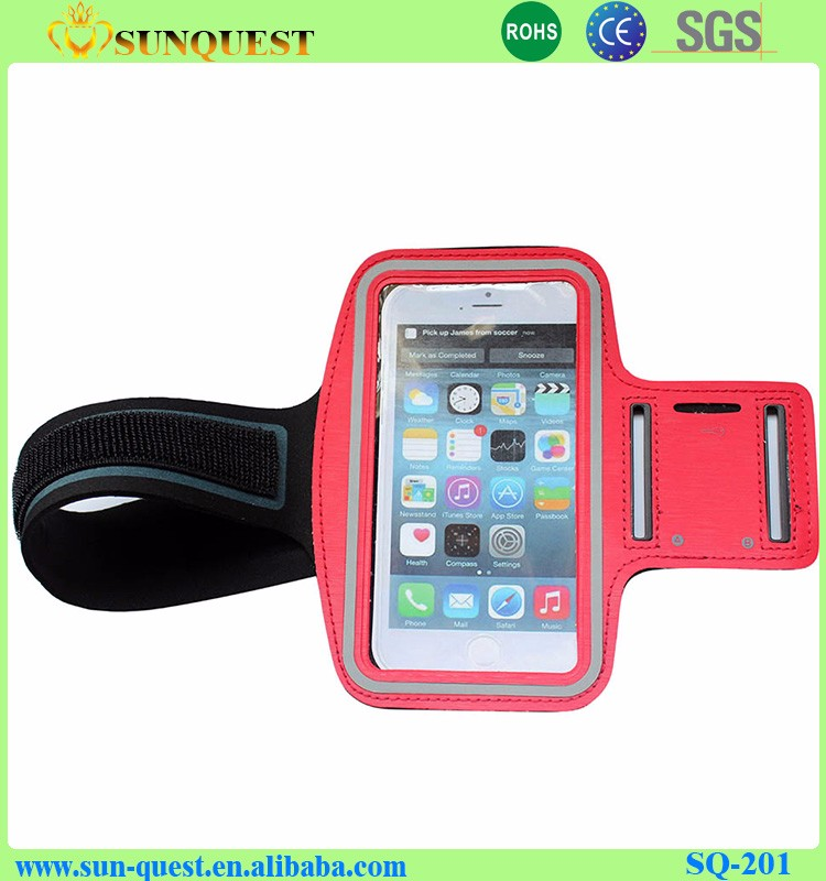 Sports Armband For iPhone 5 Custom Order Mobile Phone Running Arm Belt