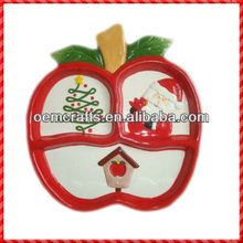 Apple shaped Wholesale Christmas Decorations