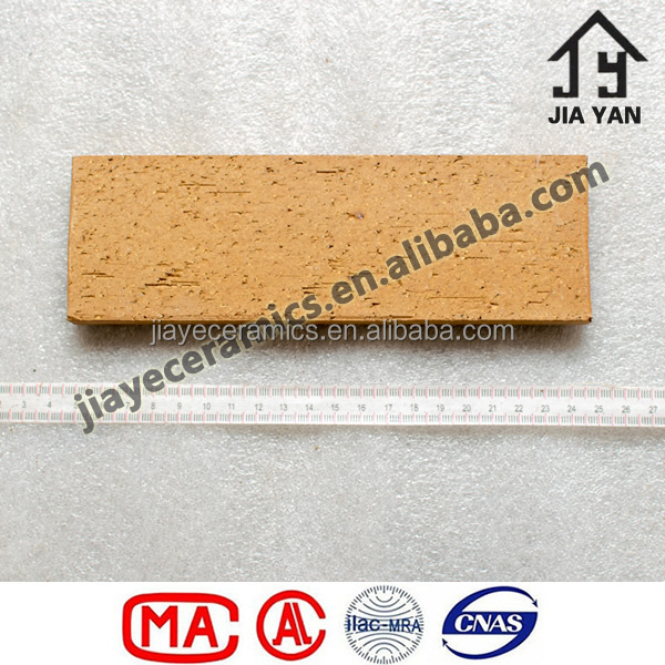 Fireproof Clay Split Tile For Wholesale