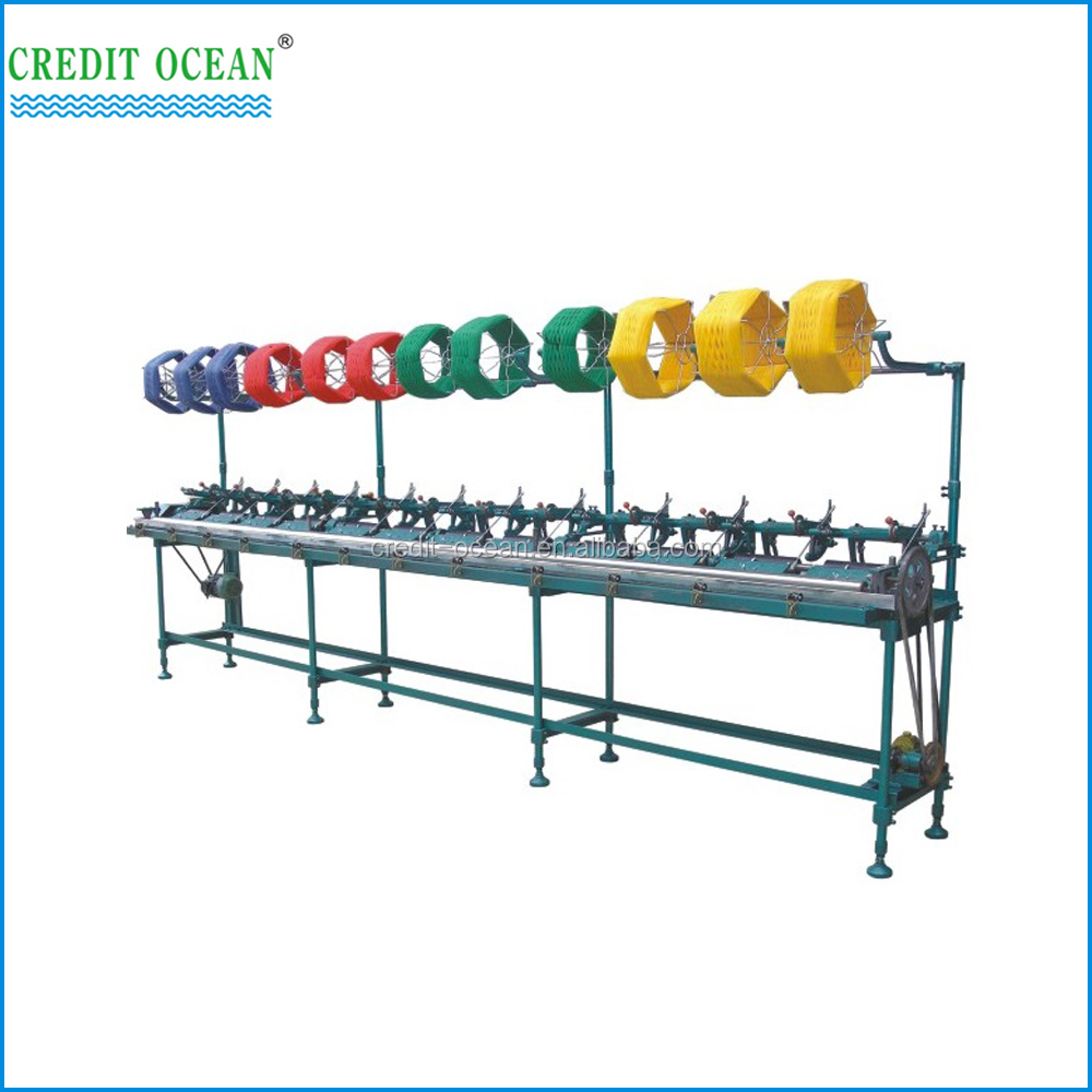 CO230C Hank to cone yarn winding machine