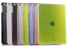 Smart Cover Case Transparent Crystal Case For Apple iPad Air 5