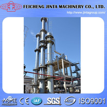 Dehydrated anhydrous Ethyl alcohol ethanol turnkey production line, Dehydration Ethyl alcohol Ethanol Project