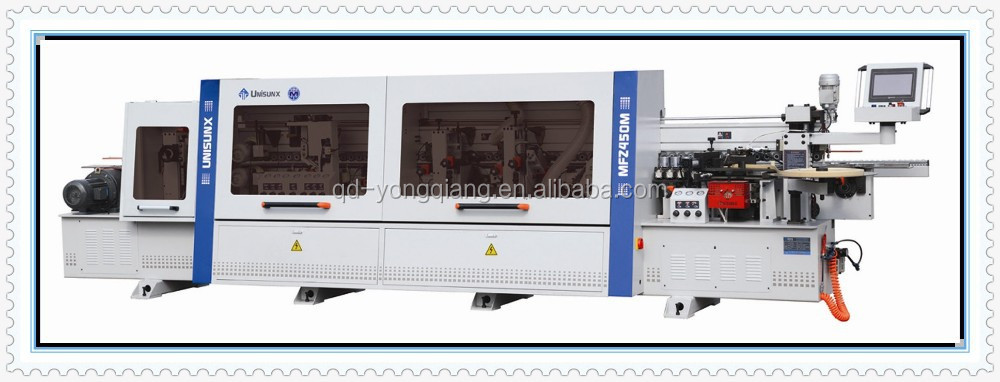 pvc edge milling edgebander machine MFZ450M