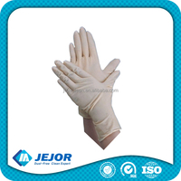 Disposable Natural Latex Hand Gloves