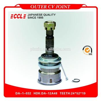 Brand new refined automotive parts oem inner cv joint