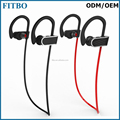 Electronics Fashional Design Magnet Wireless Bluetooth video mp4 earphone headphone