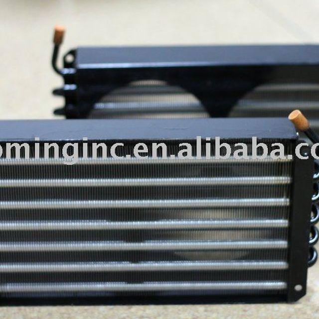 air cooler condenser(BM-EL004-B),aluminium fin,copper tube