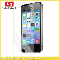 High Quality Tempered Glass Full Cover Screen Protector For Iphone4