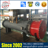 Manufacturers High Efficient 840kW Motor Space Heater