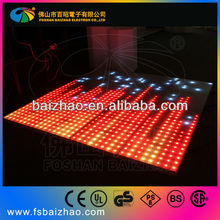 LED video interactive led dance floor wonderful for disco and bar