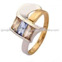 New Classic Latest Design 189k Yellow Diamond Ring Super Quality Jewellery 2017
