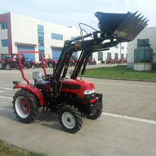 EMARK CE COC small garden used Jinma 244e tractor with front end loader