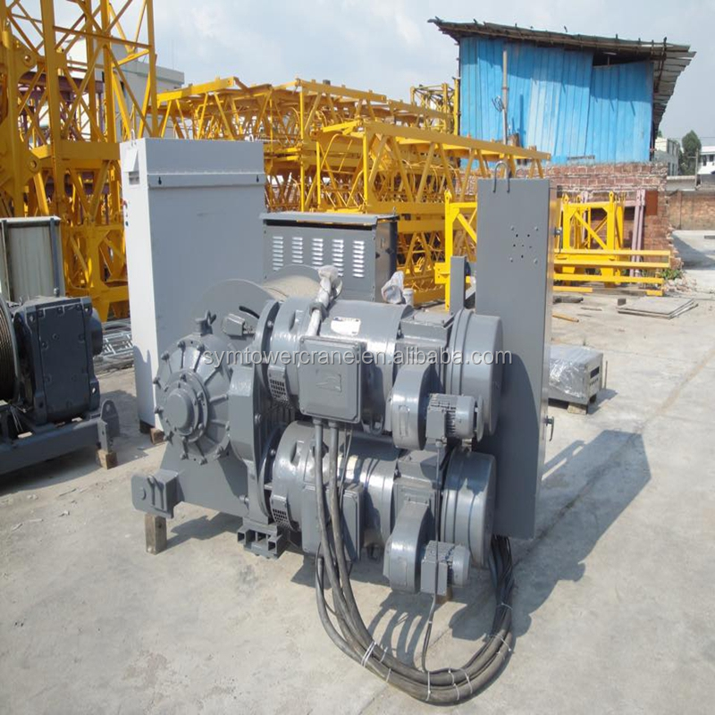 building materials of tower crane 25lvf13 hoist mechanism and lifting machine