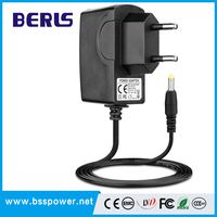 UL AC 100V-240V 5v 9v 12v US EU plug 5v 1a 1.5a 2a power adapter