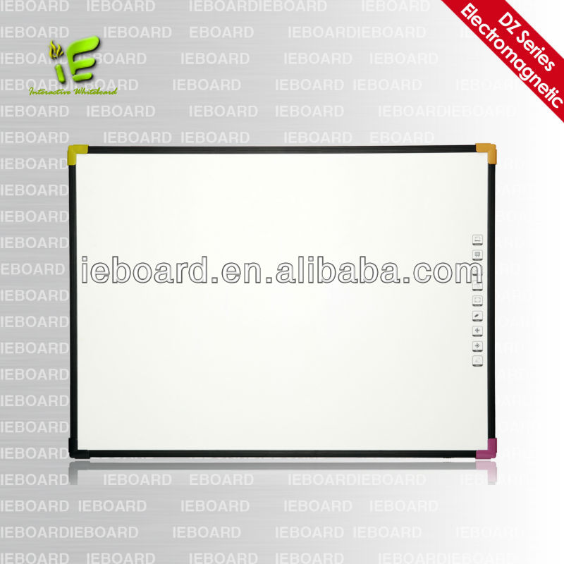 Such a good IEboard magnetic interactive whiteboard /short throw interactive projector/magnetic writing board