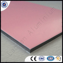 colorful aluminum cladding 4mm acp/ alucobond/aluminium composite panel price