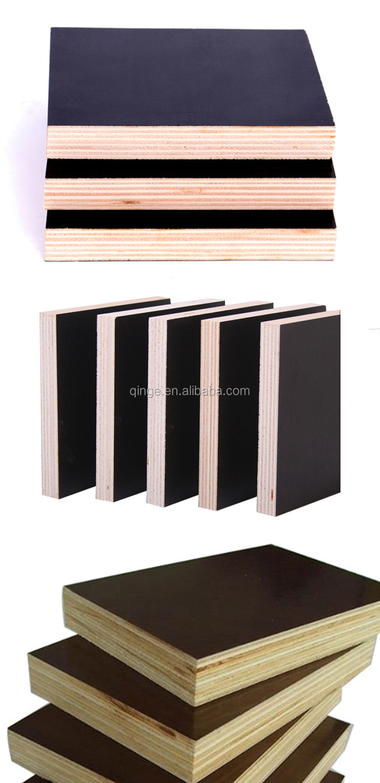 Cheap Price High Quality Film Faced Plywood For Construction