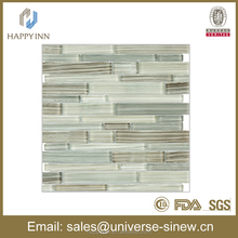 made in china mosaic glow in dark glass marbles exterior wall glass tile glass mosaic