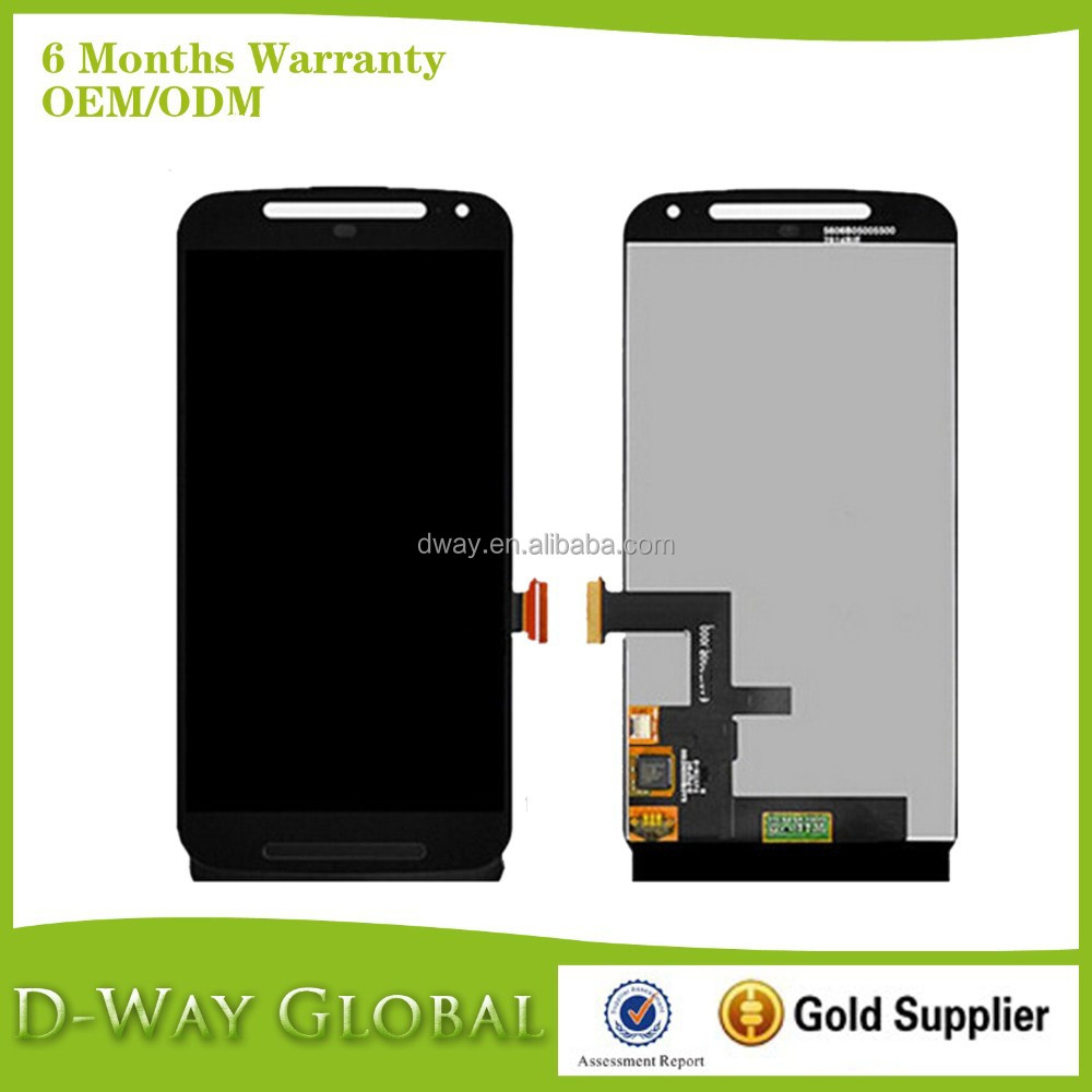 Good Choice Original Display for Motorola Moto G2 Lcd Touch Screen Digitizer