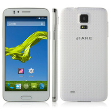 "Jiake JK720 Android Smartphone cheap dual sim card mobile 5.0"" IPS Screen MTK6592 octa core 1GB RAM 8GB ROM 3G"