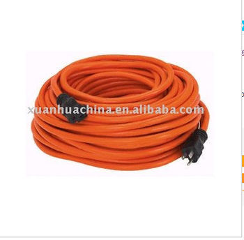 USA power extension leads ,CUL/ul Power cables extensionPower cord