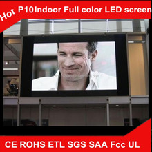2014 Hot P10 LED board Indoor full color video LED Screen China factory 320mm x 160mm