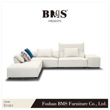 European style fold up and down backrest window beauty sofa
