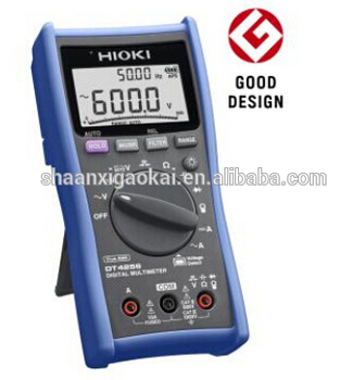 2016 new HIOKI DIGITAL MULTIMETER DT4256 Fully Loaded DMM with 11 Functions For General Purpose Electrical Testing