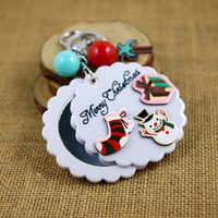 Fashion Cute Carton Acrylic Cosmetic Mirror, Compact Pocket Mirror Wholesale